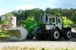O&K L55 mit MB Trac 1100