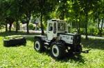 MB Trac 1100 im Mäheinsatz_13
