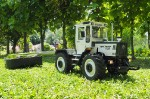 MB Trac 1100 im Mäheinsatz_14