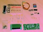 Blauzahn - Die elektronischen Bauteile für den eigentlichen Sender